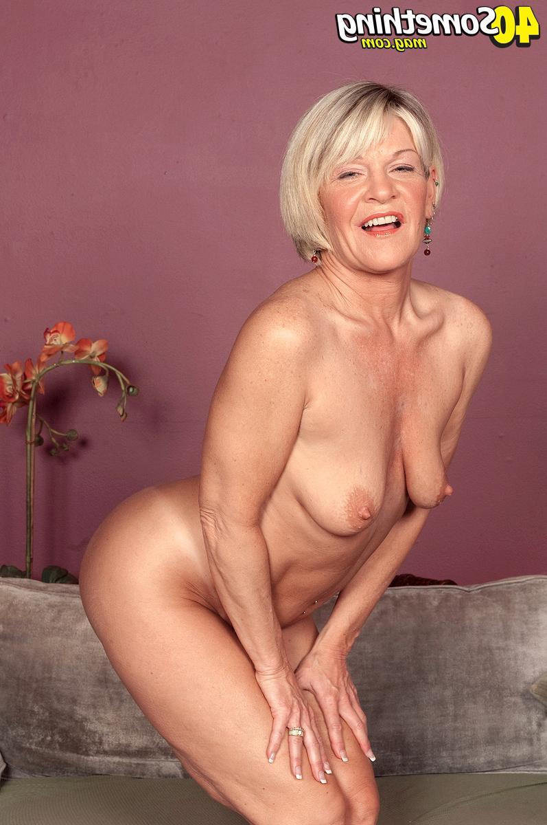 Ей шестьдесят лет, но пися все также чешется